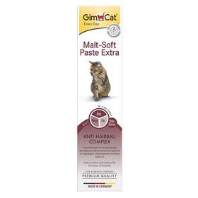 Паста GIM CAT для кошек, Мальт Софт Экстра, 200 г