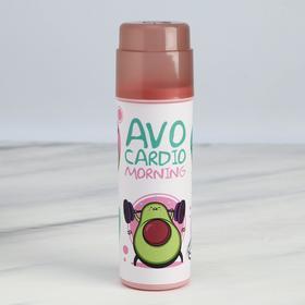 Контейнер для зубной щетки «Avocardio», 20,5 х 5,5 см