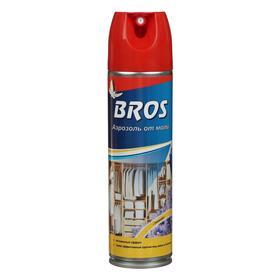 Средство от моли Bros, аэрозоль,150 мл