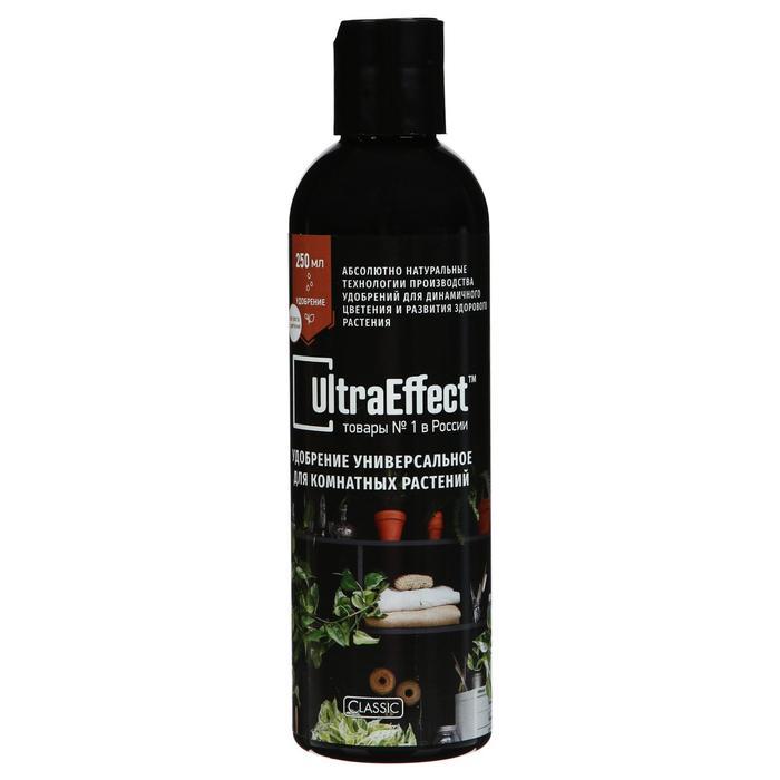 Удобрение жидкое  для  комнатных растений UltraEffect, 250 мл - фото 2208198