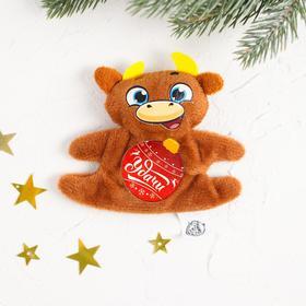 Мягкая игрушка-магнит «Удачи в Новом году» в Донецке