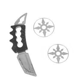 Набор оружия Ниндзи: кастет, 2 диска Ош