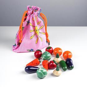 «Волшебный мешочек» Овощи цветные