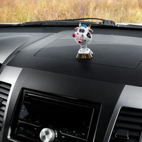 """Игрушка на панель авто, """"Коровка"""" качающая головой в Донецке"""