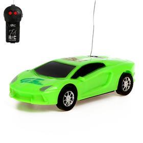 Машина радиоуправляемая «Суперкар», работает от батареек, МИКС Ош