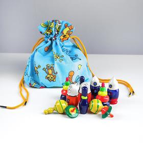 «Волшебный мешочек» Игрушки расписные