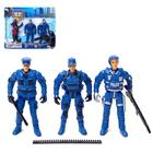 """A set of toy soldiers """"special ops"""", a MIX"""