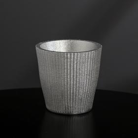 {{photo.Alt || photo.Description || 'Кашпо из гипса «Красота», цвет серебряный, 9 × 8 см'}}