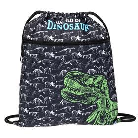 """Мешок для обуви 490*410 Оникс МО-27-1, мал """"Мир динозавров"""" 63336"""