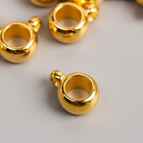 Bale, gold color 10 mm