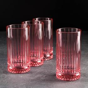 {{photo.Alt    photo.Description    'Набор стаканов «Элизия», 445 мл, 4 шт, цвет розовый'}}