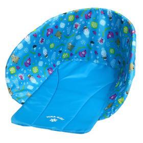 Сиденье для санок, цвет: зимний голубой
