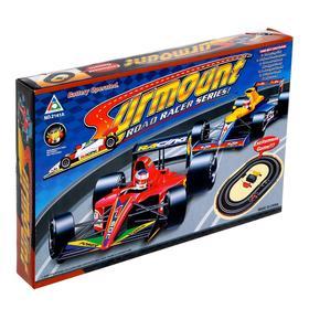 """Автотрек """"Супергонка"""", с 2 машинами, управление от дистанционного пульта"""