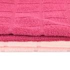 """Тряпка для мытья пола 50×70 см """"Клетка"""", цвет МИКС - фото 1717168"""