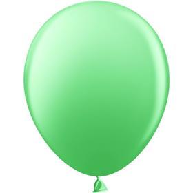 """Шар латексный 12"""" пастель, зеленый, набор 100шт."""