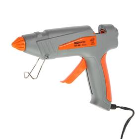 Glue gun TDM KP-80, 80 W, d = 11 mm, with stand, cord 1.3 m, 220 ° C
