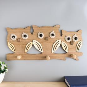 Decorative hooks tree