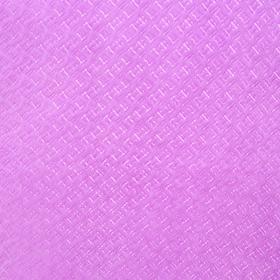 Чехол для одежды Доляна «Фло», 45×70 см, цвет фиолетовый - фото 4640320
