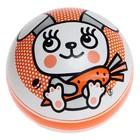 Мяч диаметр 75 мм, с рисунком - фото 76660147