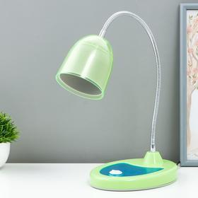 Лампа настольная UTLED Table 7Вт LED зеленый