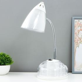 Лампа настольная UT-715 на подставке, прозрачный, h=51 см