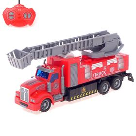 """Radio-controlled car """"Fire protection"""", battery-operated"""