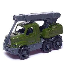 Кран «Добрыня» военный, 20 см