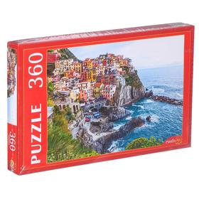Пазлы 360 элементов «Италия. Манарола»