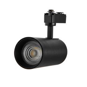Трековый светильник, 24 deg, 30 W, 2100 Lm, 4000K, дневн. бел., корпус Черный