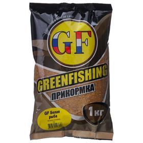 GF Прикормка Белая Рыба 1000 г