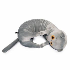 Мягкая игрушка «Дорожная подушка Басик», 60 см