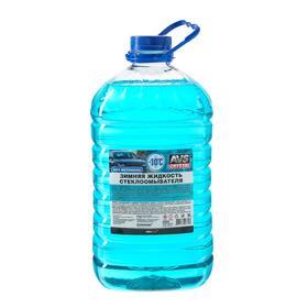 Зимняя жидкость стеклоомывателя -10С (ПЭТ) 4 л AVS AVK-407
