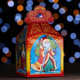 Новогодний подарок «Сундучок» 500 г