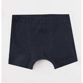 Трусы для мальчика, цвет тёмно-синий, рост 104 см