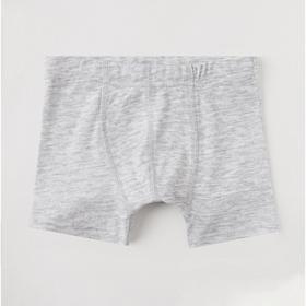 Трусы для мальчика, цвет серый, рост 128 см