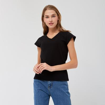Collorista women's t-shirt, color black, R-R 44
