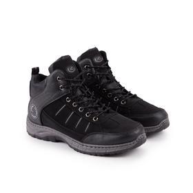 Кроссовки мужские, цвет чёрный, размер 41