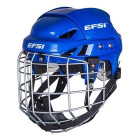 Шлем игрока с маской EFSI NRG 110, размер S, YTH (детский), цвет синий