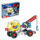 "Designer metal ""tow Truck"", 135 parts"