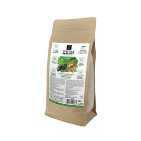 Ионитный субстрат ZION для выращивания зелени (зелёных культур), 2,3 кг