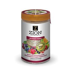 Ионитный субстрат ZION для выращивания плодово-ягодных растений, 700 г