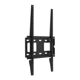 """Кронштейн Tuarex OLIMP-203, для ТВ, фиксированный, 26-65"""", 20 мм от стены, черный"""