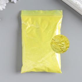 "Pigment powder 50 gr ""Pistachio"" mother of pearl"