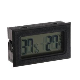 Thermometer, digital moisture meter, LCD screen