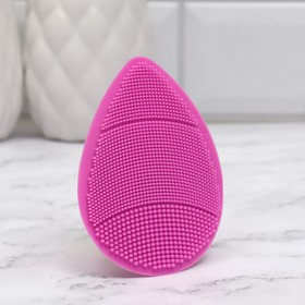 D/wash brush silicone Drop 7.8*7cm suction Cup MIX package QF