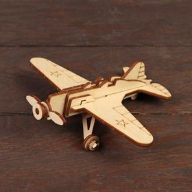 Конструктор «Военный самолёт И-16»
