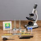 """Микроскоп """"Юный натуралист Pro 2"""" 900х-1200х, набор для исследований"""