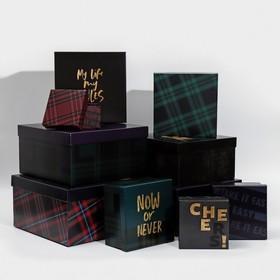 "10 in 1 ""Men's gift box set"", 10.2 × 10.2 × 6-28.2 × 28.2 × 15 see"