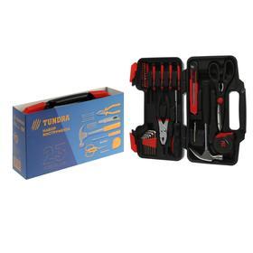 Набор инструментов в кейсе TUNDRA '23 Февраля', подарочная упаковка, 39 предметов Ош