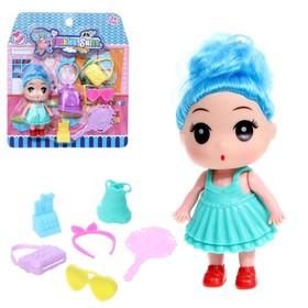 Кукла малышка «Лола» с аксессуарами, МИКС